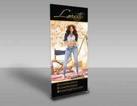 #10 for Design a Banner Stand by teAmGrafic