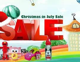 Nro 31 kilpailuun Kids Toys Sale käyttäjältä jojohf