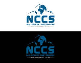#33 for NASA Challenge: Create a Graphic Design for NASA Center for Climate Simulation (NCCS) by jonAtom008