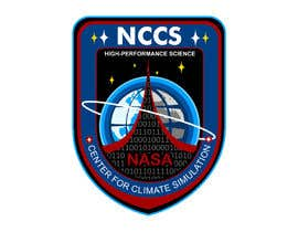 #163 for NASA Challenge: Create a Graphic Design for NASA Center for Climate Simulation (NCCS) by icassalata