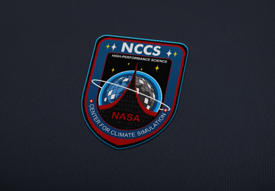Contest Entry #197 for NASA Challenge: Create a Graphic Design for NASA Center for Climate Simulation (NCCS)