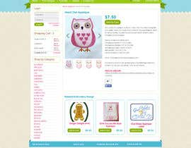 #21 for Design a Website Mockup for Oma's Place.com af Azavedo