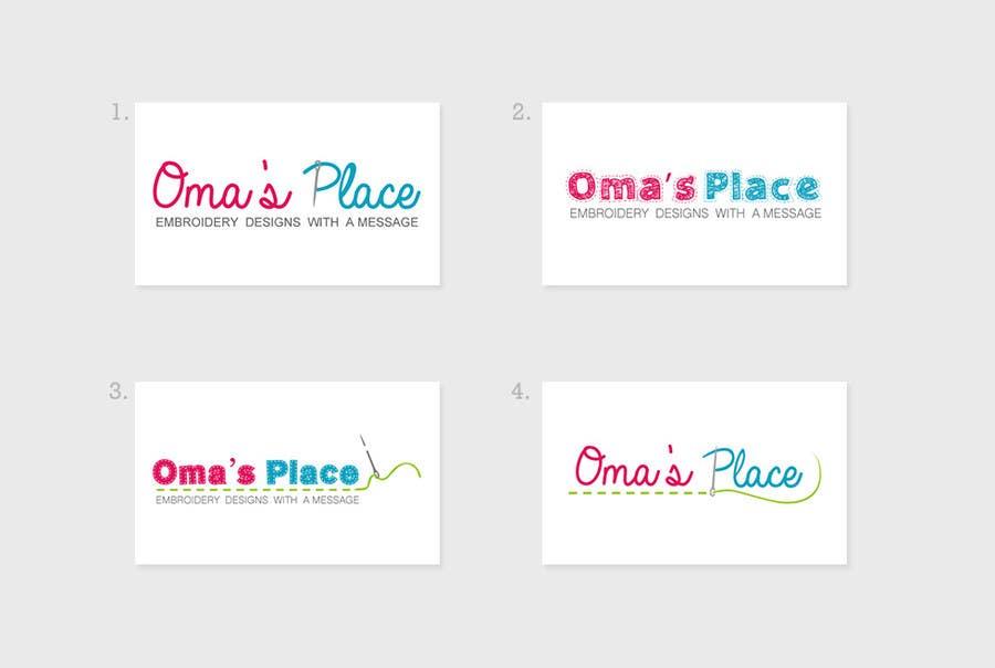 Kilpailutyö #24 kilpailussa Design a Website Mockup for Oma's Place.com