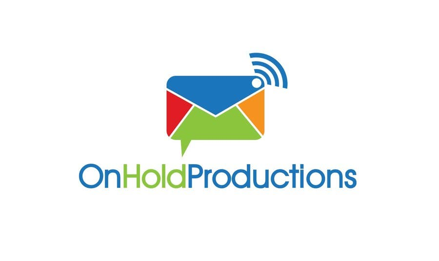#78 for Design a Logo for On Hold Productions by soniadhariwal