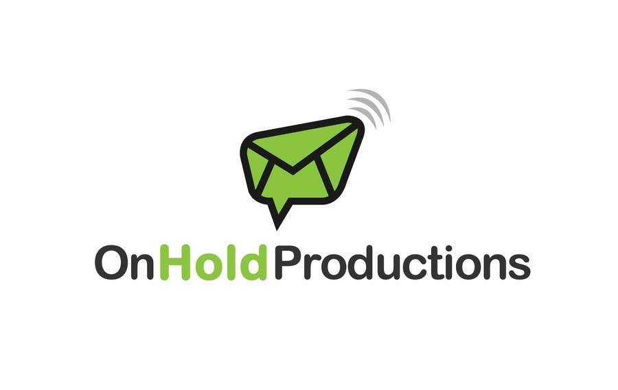 #79 for Design a Logo for On Hold Productions by soniadhariwal