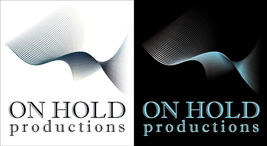 #77 for Design a Logo for On Hold Productions by alexxandra88
