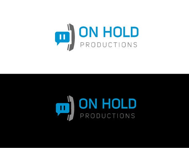 #41 for Design a Logo for On Hold Productions by mamunfaruk