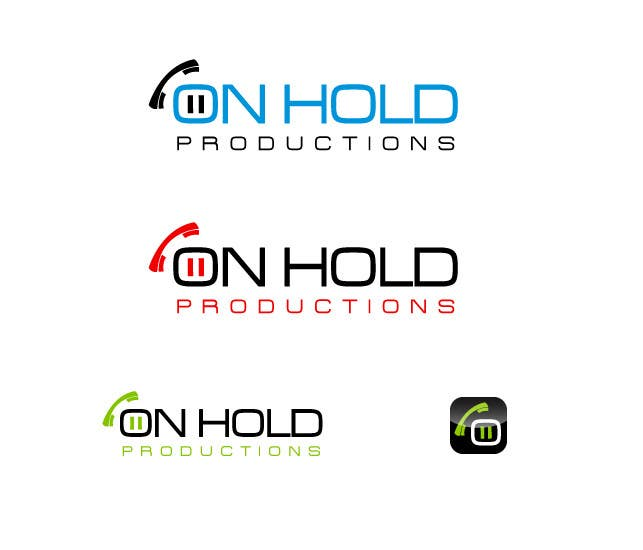 #71 for Design a Logo for On Hold Productions by mamunfaruk