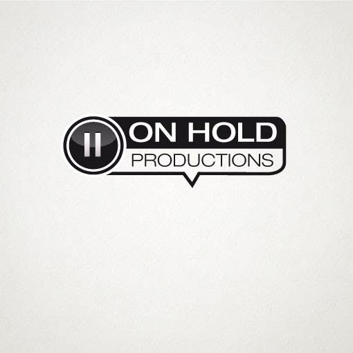 #12 for Design a Logo for On Hold Productions by SebaComun