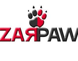 #25 for Design a Logo for Zarpaw af Chewpo