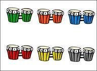 Bài tham dự #27 về Graphic Design cho cuộc thi Draw the bongô / Conga contest! - repost