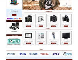 #4 for Design a Website Mockup for eBay Store by globalpeace2013