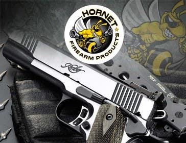 Jennynday tarafından Develop a Brand Identity for Hornet Firearm Products için no 8