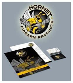 Jennynday tarafından Develop a Brand Identity for Hornet Firearm Products için no 14