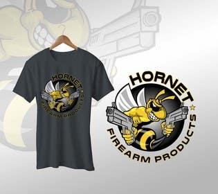 Jennynday tarafından Develop a Brand Identity for Hornet Firearm Products için no 17