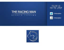 MaynardDesign tarafından The Racing Man - I need a Facebook Profile picture and cover photo designed için no 41