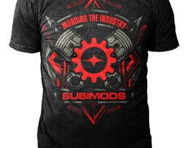 GMExodia tarafından T-Shirt Design for Subaru Performance Parts Business için no 74