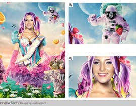 Nro 54 kilpailuun Photoshop my head käyttäjältä mobyartist2