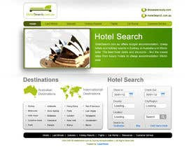 #54 para Website Design for Hotels and Resorts por iconwebservices