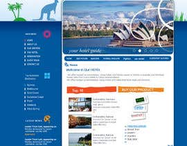 #55 para Website Design for Hotels and Resorts por Rama4art