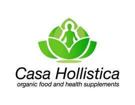 Nro 91 kilpailuun Design a Logo for organic food and supplements store käyttäjältä pratikshakawle17