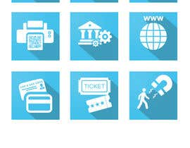 #27 for Design some Icons for features of a coupon service by dreamstudios0
