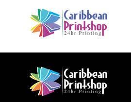 Nro 50 kilpailuun Design a Logo & Name for Caribbean Printing Company käyttäjältä janatulferdaus64