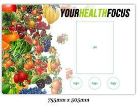 Nro 10 kilpailuun I need some graphic design for a health food store poster -- 1 käyttäjältä markontoy