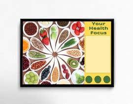 Nro 5 kilpailuun I need some graphic design for a health food store poster -- 1 käyttäjältä logexxpert