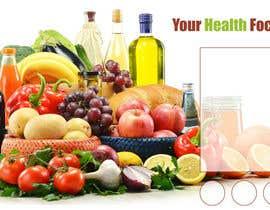 Nro 12 kilpailuun I need some graphic design for a health food store poster -- 1 käyttäjältä logexxpert