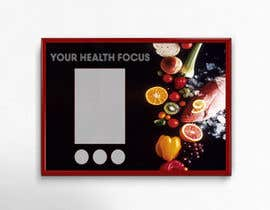 Nro 14 kilpailuun I need some graphic design for a health food store poster -- 1 käyttäjältä logexxpert