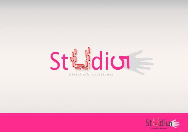 Contest Entry #653 for Logo Design for Studio 5