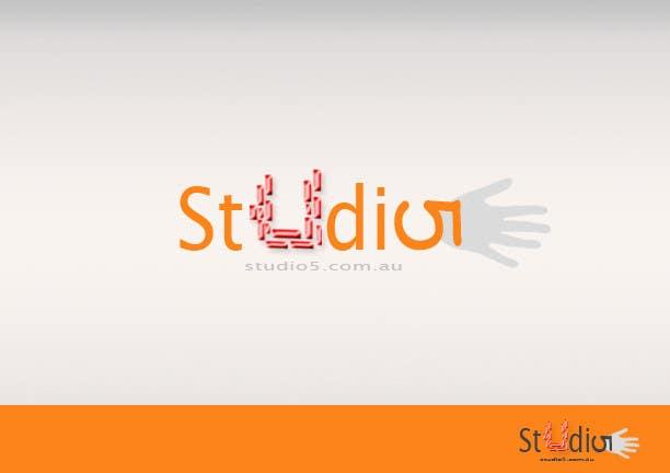 Contest Entry #654 for Logo Design for Studio 5