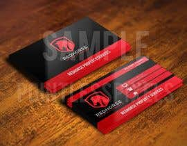 #6 para Design some Business Cards fRenewed Business Cards for software developing companyor por pointlesspixels