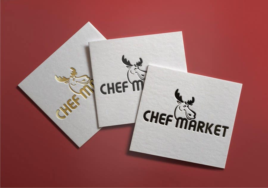 Bài tham dự cuộc thi #69 cho Design a logo for CHEFMARKET in Sweden