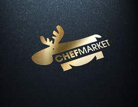 #64 for Design a logo for CHEFMARKET in Sweden by QUANGTRUNGDESIGN