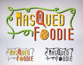 #24 para Design a Logo for Masqued Foodie por GreenworksInc