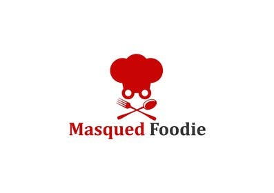 #53 for Design a Logo for Masqued Foodie by eltorozzz