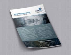 Nro 1 kilpailuun Design a conference brochure / flyer / folder käyttäjältä meenapatwal