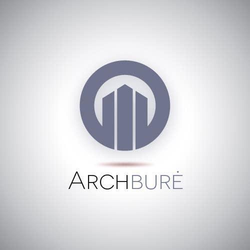 Kilpailutyö #18 kilpailussa Design a Logo for architecture company