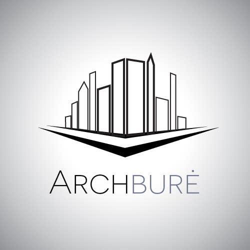 Kilpailutyö #20 kilpailussa Design a Logo for architecture company