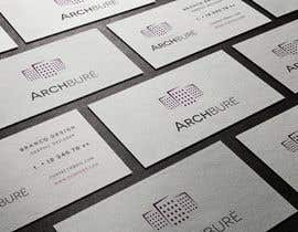 #40 para Design a Logo for architecture company por Brancodesign