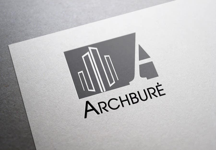 Kilpailutyö #54 kilpailussa Design a Logo for architecture company
