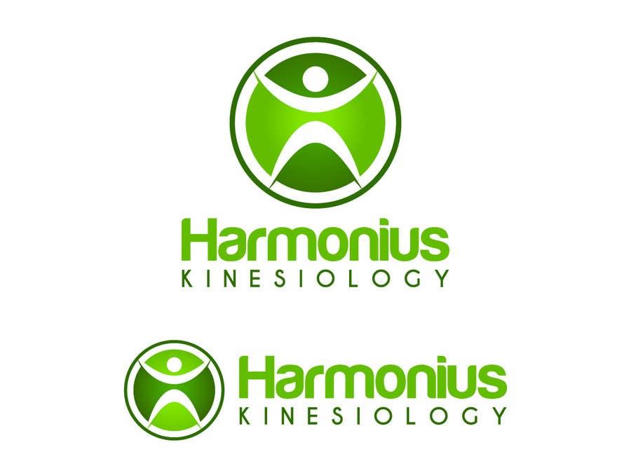 Contest Entry #                                        61                                      for                                         Harmonious Kinesiology