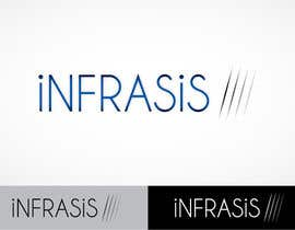#45 for Design a Logo for infrasis by rapakousisk