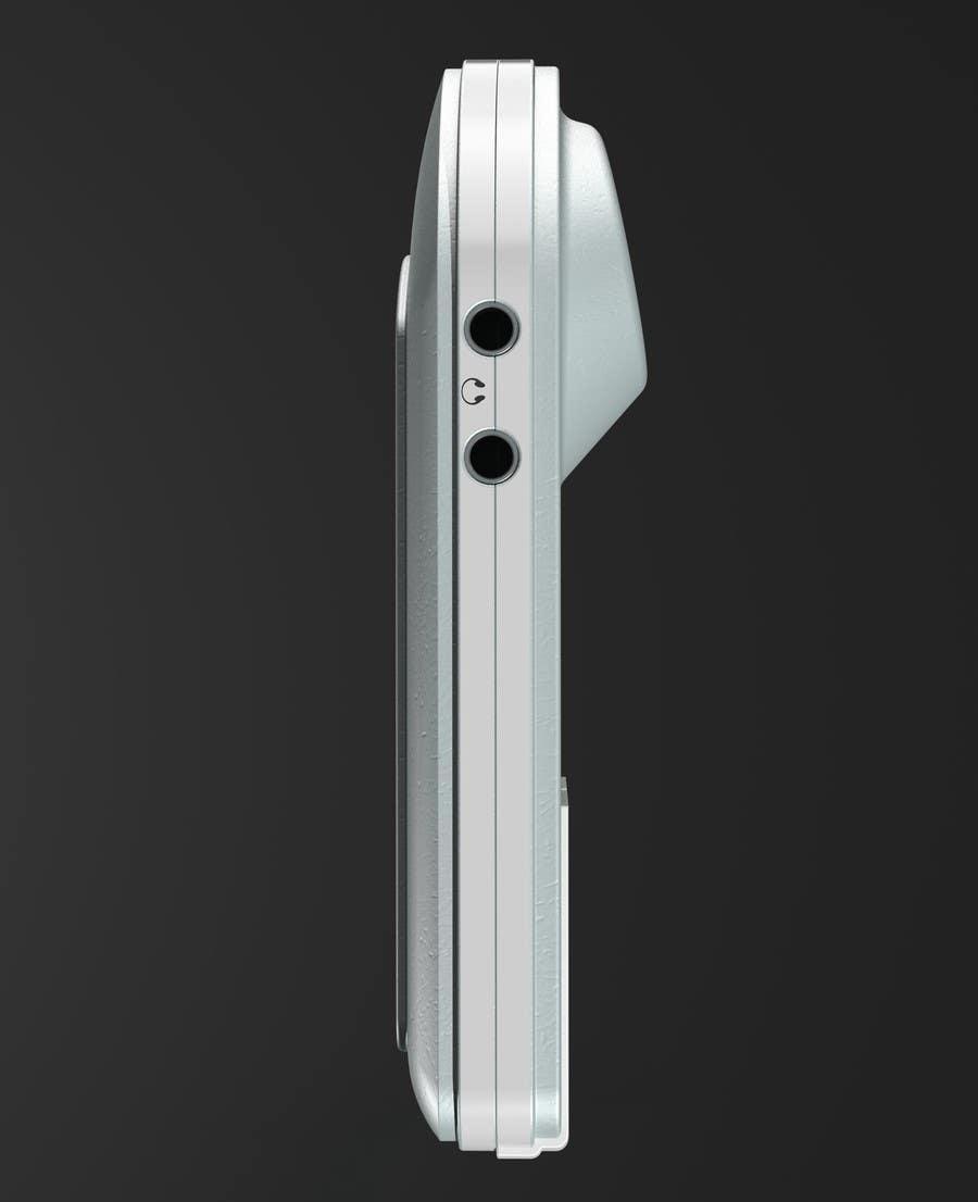 Penyertaan Peraduan #1 untuk Hyper realistic illustration of existing device
