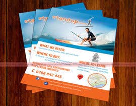 #38 for Design a Flyer for a Stand Up Paddle School af iTechnoVista