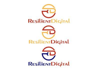 desingtac tarafından Refreshed logo design for resilient digital için no 40