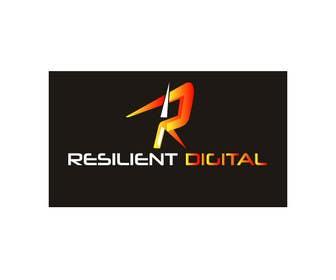 desingtac tarafından Refreshed logo design for resilient digital için no 42