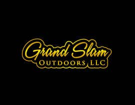 "shaikhdsgns tarafından Unique font design for company name ""Grand Slam Outdoors LLC"" için no 46"